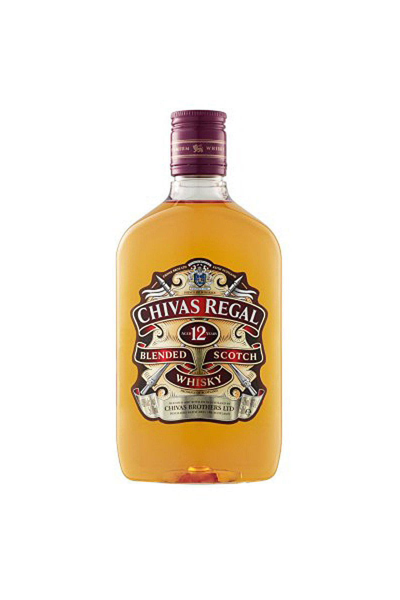 Chivas Regal 12 Year Blended Scotch Whisky 200ml - The Corkery Wine & Spirits