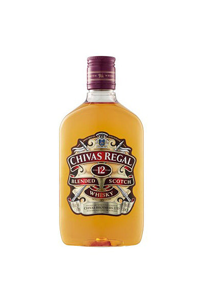 Chivas Regal 12 Year Blended Scotch Whisky 200ml