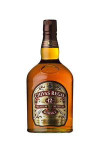Chivas Regal 12 Year Blended Scotch Whisky 375mL - The Corkery Wine & Spirits