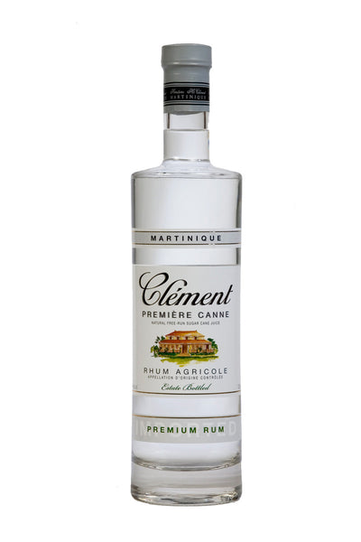 Rhum Clement Premiere Canne White Rum - The Corkery Wine & Spirits
