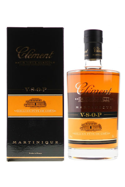 Rhum Clement V.S.O.P. Aged Rum, Martinique 750mL