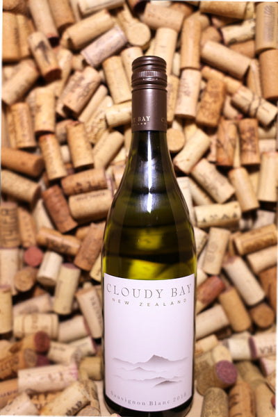 Cloudy Bay Sauvignon Blanc, Marlborough, NZ 2018