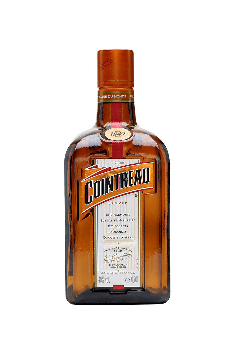 Cointreau Orange Liqueur, France 1 Liter - The Corkery Wine & Spirits