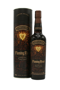 Compass Box Flaming Heart, 6th Edition 2018, Blended Malt Scotch Whisky 750mL