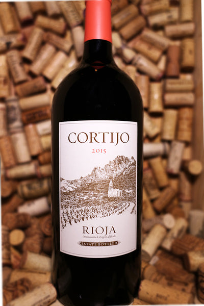 Cortijo Tinto Rioja, Spain 2015 1.5L(Magnum) - The Corkery Wine & Spirits