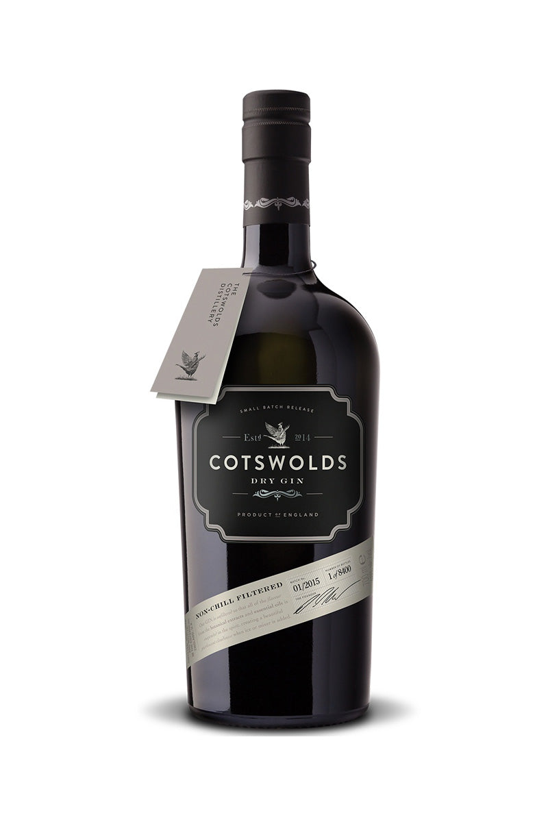 Cotswolds Dry Gin, England 750mL - The Corkery Wine & Spirits