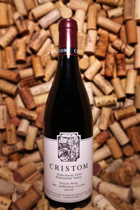 "Cristom Pinot Noir ""Mt. Jefferson Cuvee"" Eola-Amity Hills Willamette Valley, OR 2018"