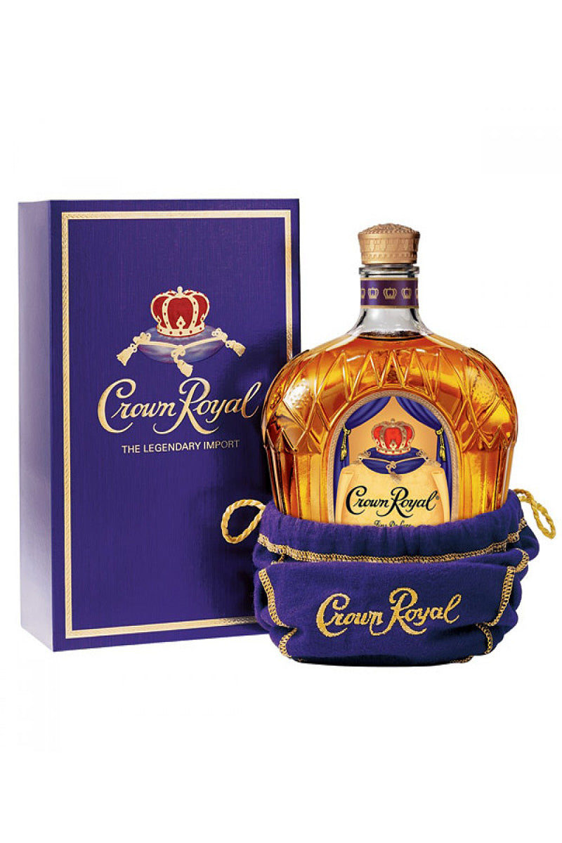 Crown Royal Fine De Luxe, Blended Canadian Whisky 750mL - The Corkery Wine & Spirits