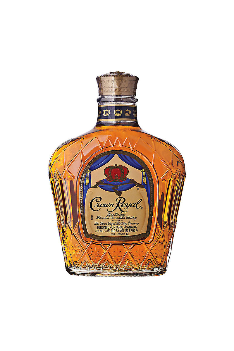 Crown Royal Fine De Luxe, Blended Canadian Whisky 375mL - The Corkery Wine & Spirits