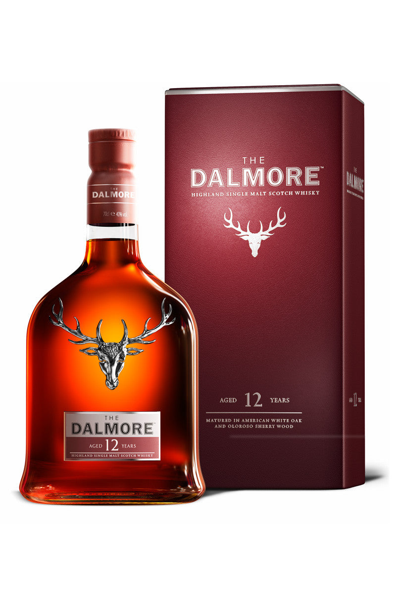 Dalmore 12 Years Highland Single Malt Whisky