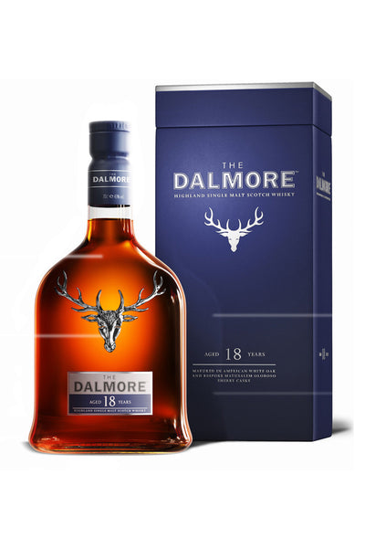 Dalmore 18 Years Highland Single Malt Whisky - The Corkery Wine & Spirits