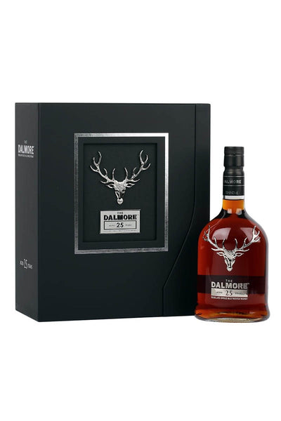 Dalmore 25 Years Highland Single Malt Scotch 750mL