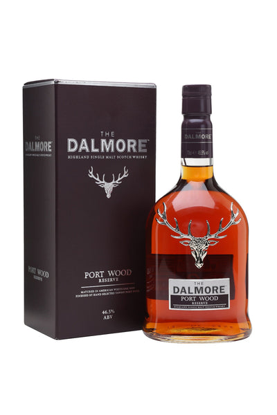 Dalmore Port Wood, Highland Single Malt Scotch  Whisky 750mL