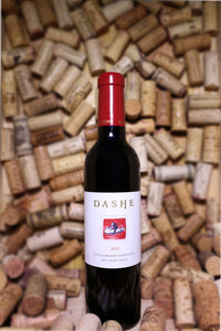 Dashe Late Harvest Zinfandel Dry Creek Sonoma 2014 375ml - The Corkery Wine & Spirits