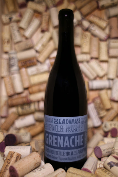 Domaine De La Damase Grenache, Vin de Pays du Vaucluse, Rhone Valley, France 2016 - The Corkery Wine & Spirits