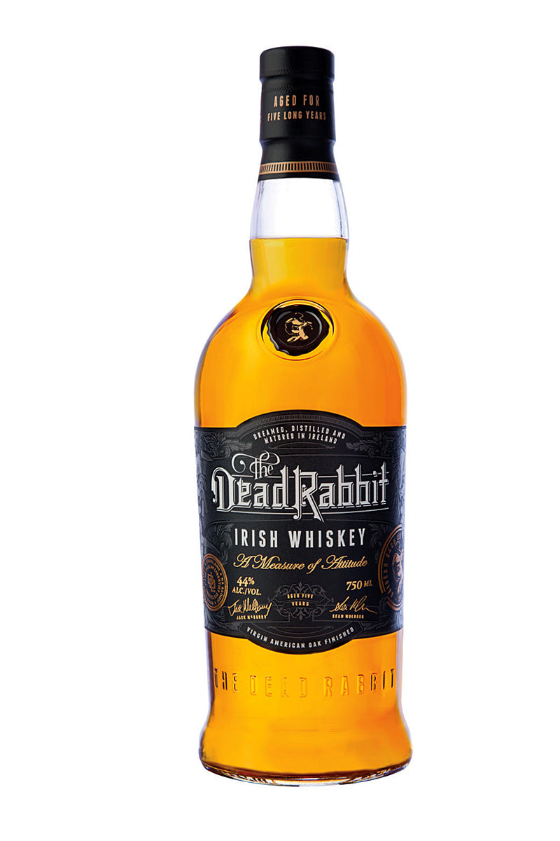 The Dead Rabbit Irish Whiskey 750mL - The Corkery Wine & Spirits