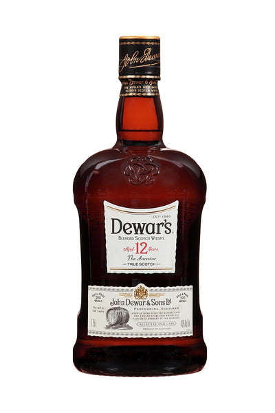 Dewar's Scotch 12 Year The Ancestor, Blended Scotch 1.75L