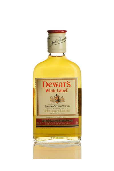 Dewars White Label Blended Scotch 200mL - The Corkery Wine & Spirits