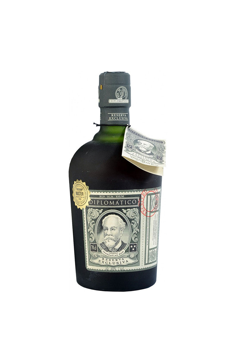 Diplomatico Reserva Exclusiva Rum, Venezuela 375mL - The Corkery Wine & Spirits