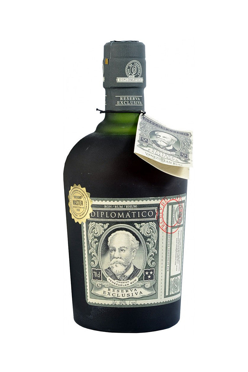 Diplomatico Reserva Exclusiva Rum, Venezuela 750mL - The Corkery Wine & Spirits