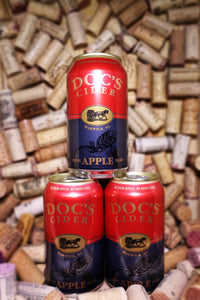 Doc's Draft, Apple Cider, Warwick, NY (12oz can) - The Corkery Wine & Spirits
