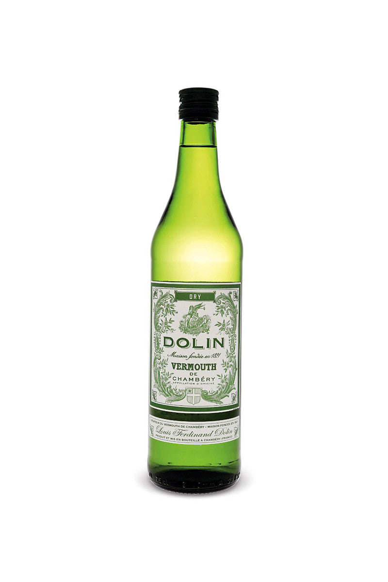 Dolin Vermouth de Chambery Dry 750ml - The Corkery Wine & Spirits