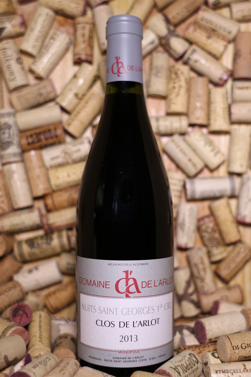 Domaine de l Arlot Nuits St Georges 1er Cru Burgundy France 2013 - The Corkery Wine & Spirits