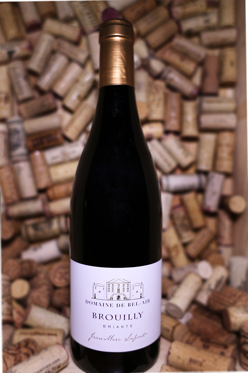 Domaine de Bel Air Brouilly Cuvee Briante, Beaujolais France 2015 - The Corkery Wine & Spirits