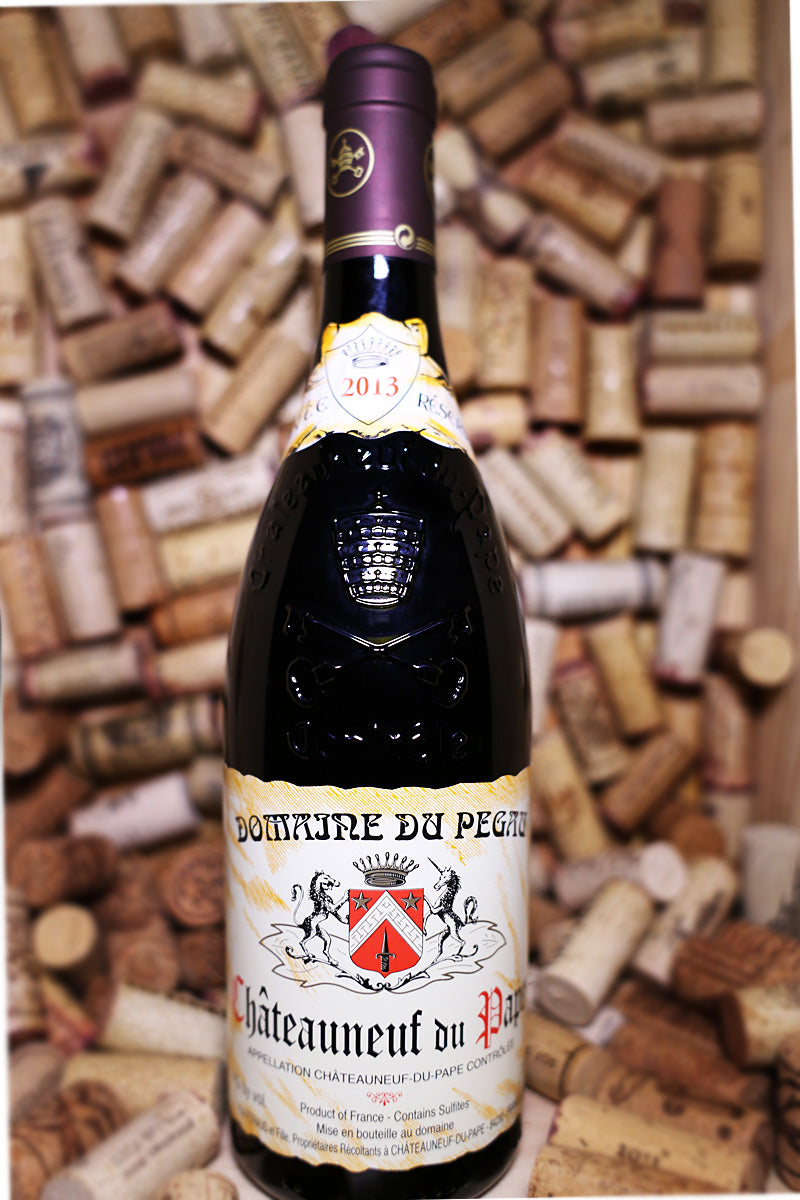 Domaine du Pegau Chateauneuf du Pape,  Rhone, France 2013 - The Corkery Wine & Spirits