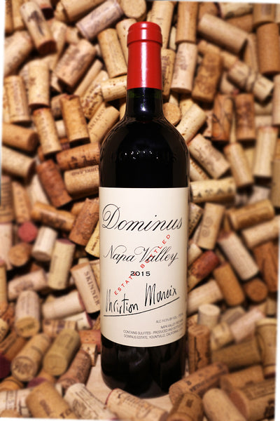 Dominus Proprietary Red, Napa Valley, CA 2015