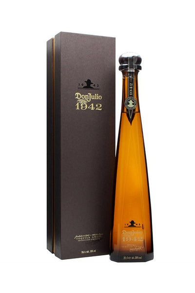 Don Julio 1942 Anejo Tequila, Mexico 750mL - The Corkery Wine & Spirits
