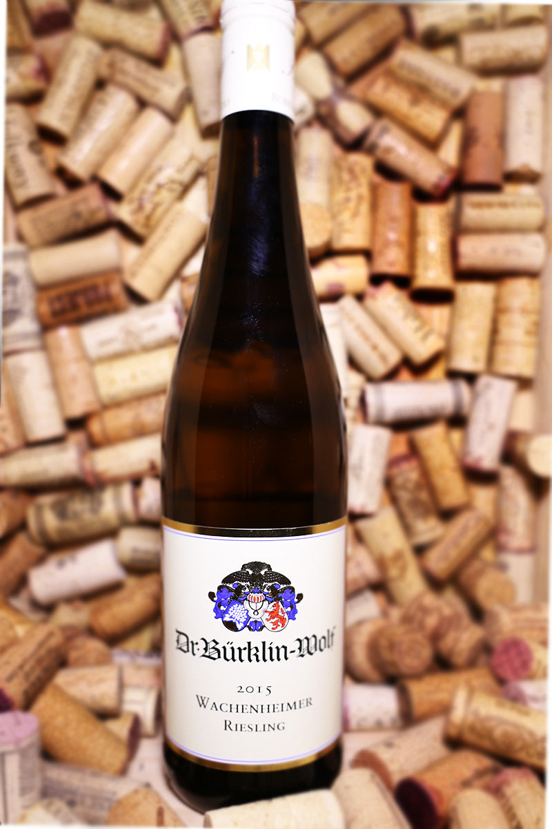 Dr. Burklin-Wolf Wachenheimer Riesling Pfalz, Germany 2015 - The Corkery Wine & Spirits