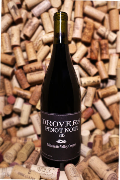 Drovers Pinot Noir Willamette Valley, Oregon 2016