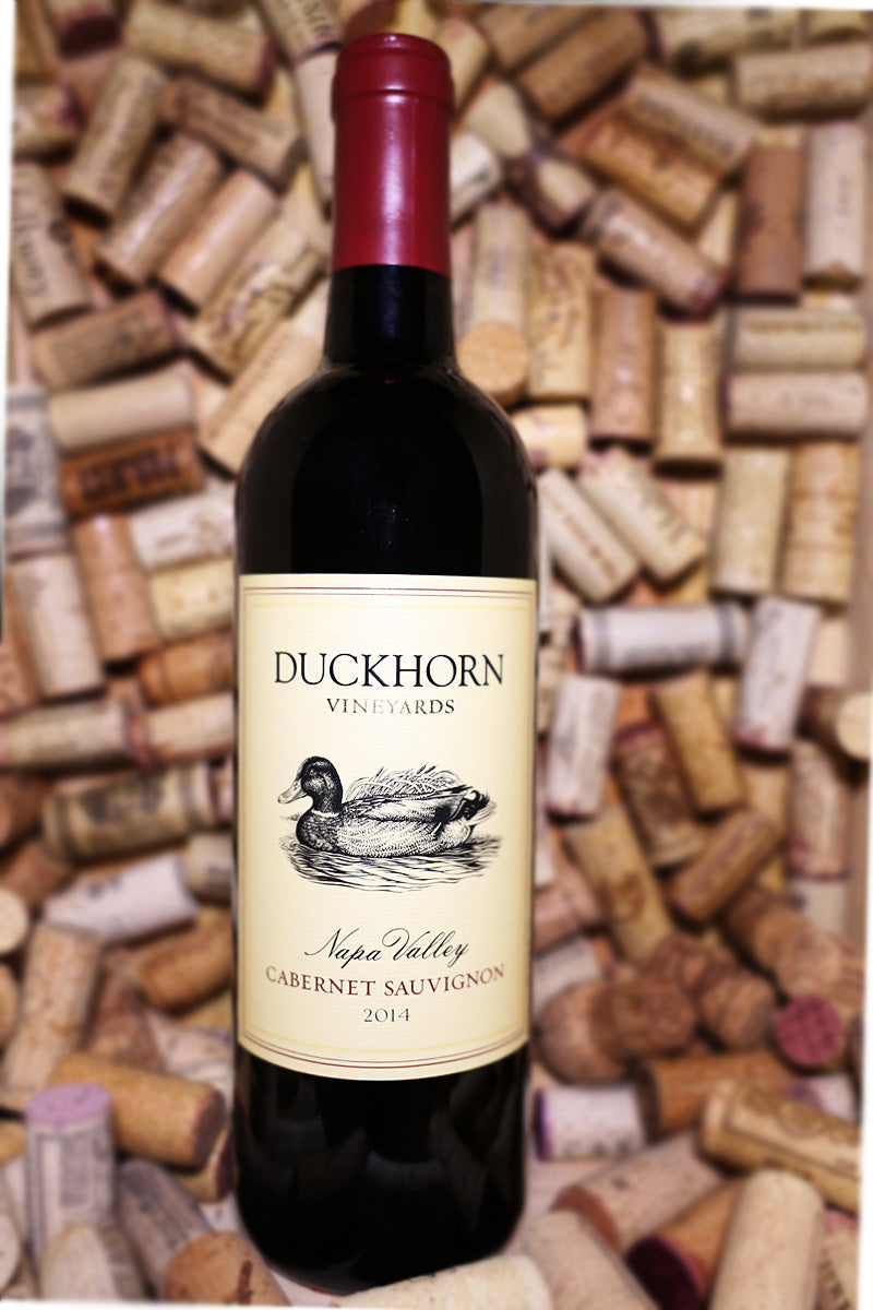 Duckhorn Vineyards Cabernet Sauvignon Napa Valley, CA 2014 - The Corkery Wine & Spirits