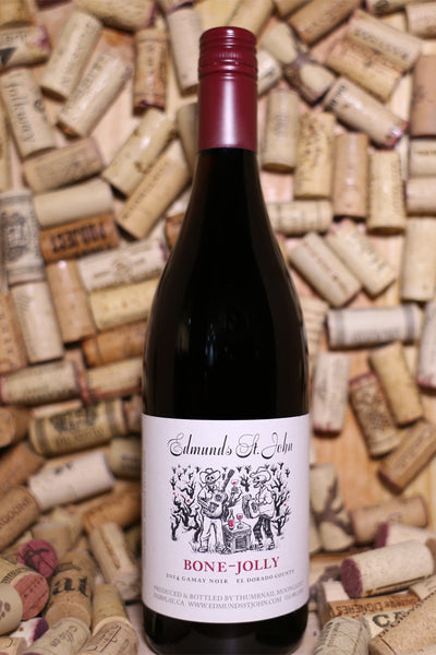 Edmunds St. John Bone-Jolly Gamay Noir El Dorado County 2015 - The Corkery Wine & Spirits