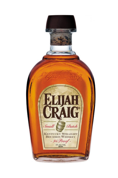 Elijah Craig Small Batch Bourbon, Kentucky 750 mL - The Corkery Wine & Spirits