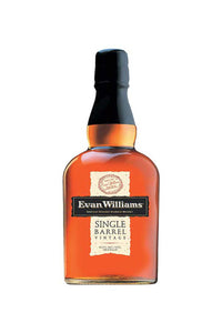 Evan Williams Bourbon Single Barrel Vintage 2009 - The Corkery Wine & Spirits