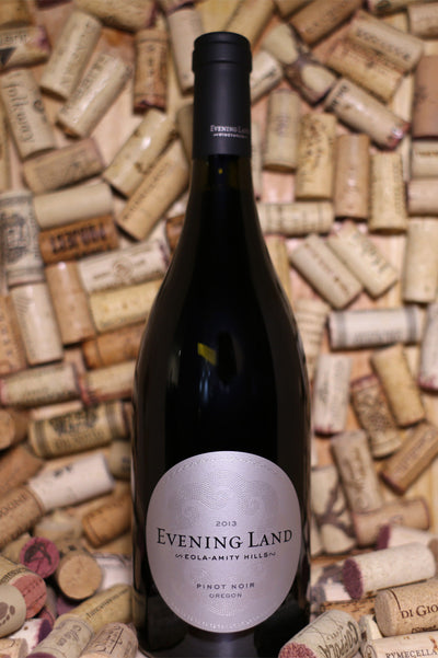 Evening Land Eola-Amity Hills Pinot Noir Oregon 2013