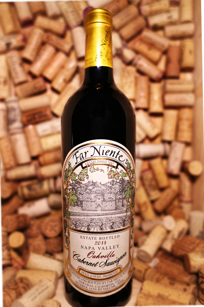 Far Niente Cabernet Sauvignon, Oakville, Napa Valley 2014 - The Corkery Wine & Spirits