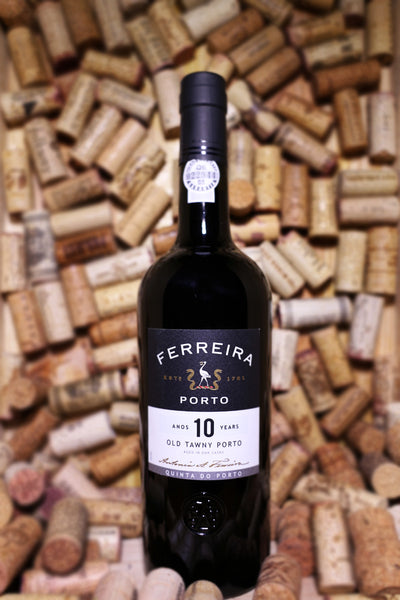Ferreira 10 Year Old Tawny Port Quinta do Porto NV - The Corkery Wine & Spirits