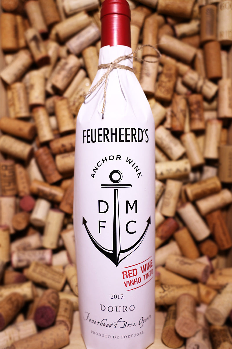 Feuerheerd's Anchor Douro Tinto, Portugal 2015 - The Corkery Wine & Spirits