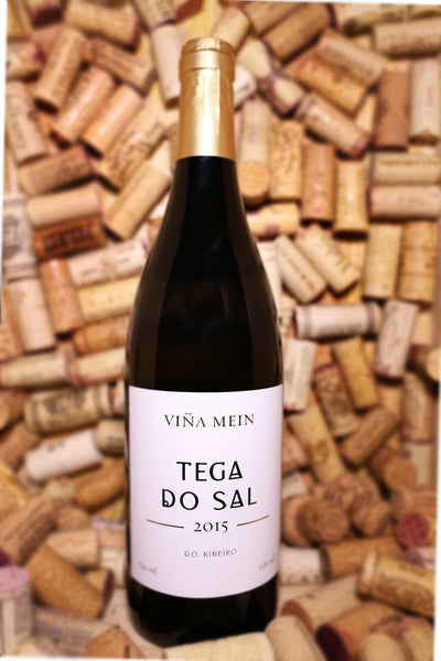 Finca Vina Mein Tega do Sal Ribeiro, Galicia, Spain 2015 - The Corkery Wine & Spirits