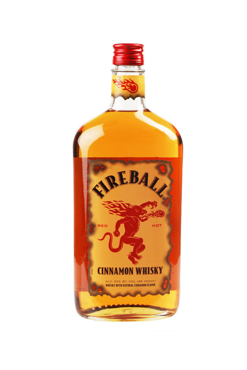 Fireball Cinnamon Whiskey 750ml - The Corkery Wine & Spirits