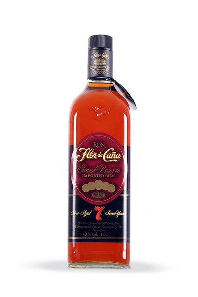 Flor de Cana 7 Year Gran Reserva Old Rum Nicaragua - The Corkery Wine & Spirits
