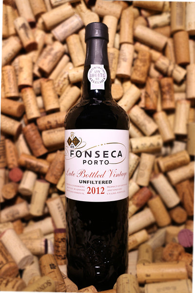 Fonseca Late Bottled Vintage Porto, Douro, Portugal 2012
