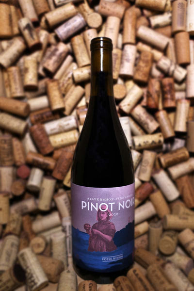 Fossil & Fawn  Pinot Noir, Silvershot Vineyard, Willamette Valley, OR 2015 - The Corkery Wine & Spirits