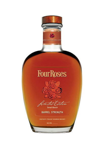 Four Roses Small Batch Limited Edition Barrel Strength 2017 108 Proof