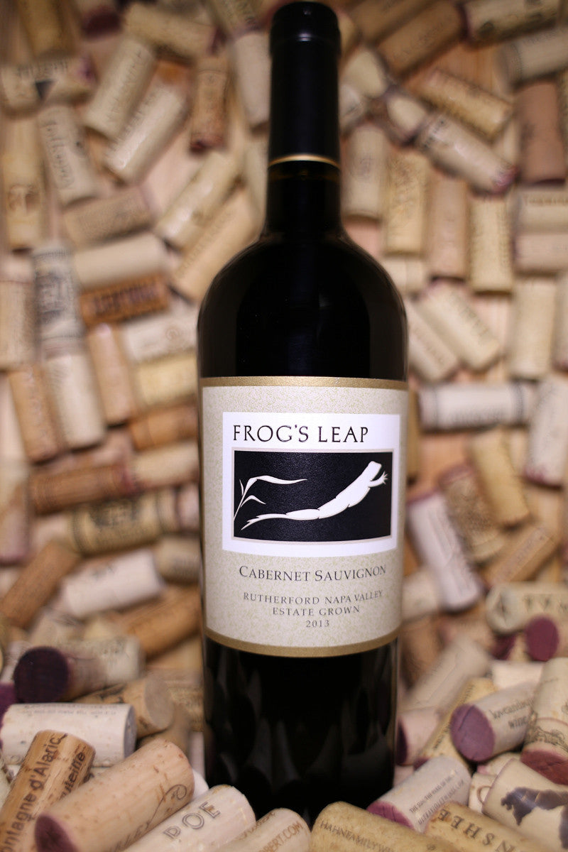 Frog's Leap Cabernet Sauvignon Rutherford, Napa Valley 2014 - The Corkery Wine & Spirits