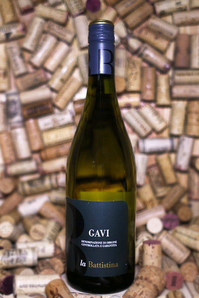 La Battistina Gavi DOCG Piedmont, Italy 2016 - The Corkery Wine & Spirits
