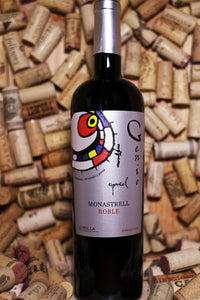 Genio Espanol Jumilla Monastrell Roble Murcia, Spain 2014 - The Corkery Wine & Spirits